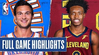 THUNDER at CAVALIERS | FULL GAME HIGHLIGHTS | January 4, 2020