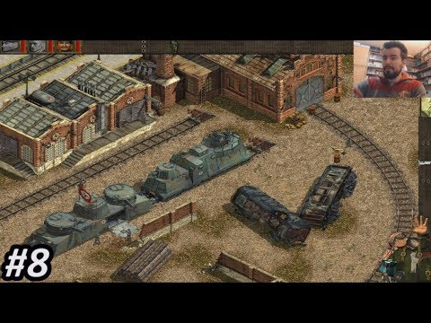 COMMANDOS: BEYOND THE CALL OF DUTY (PC) - Episodio 8    Gameplay en Español