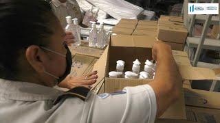 Arduo trabajo realiza PNC para suplir necesidades de agentes ante emergencia de Coronavirus COVID-19