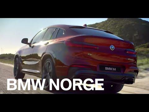 Helt nye BMW X4.