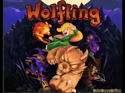 Jugando hasta el Infinito. Wolfing - C64