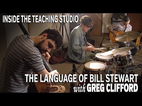 The Language of Bill Stewart / Inside the Teaching Studio