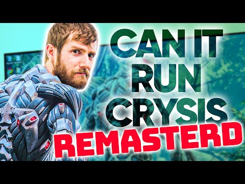 RTX 3080 - Can it Run CRYSIS (Remastered)??