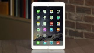 iPad Air 2 in-depth: the iPad Air gets a total tune-up