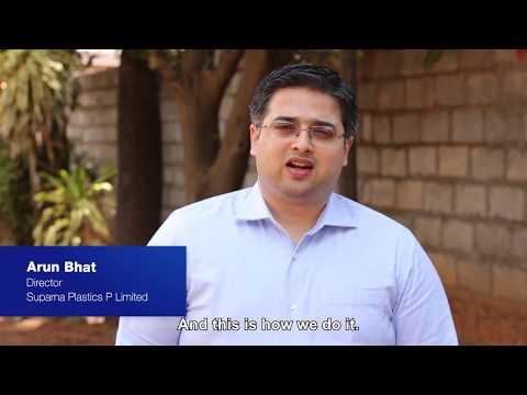Epson Robots Customer Story: Suparna Plastics