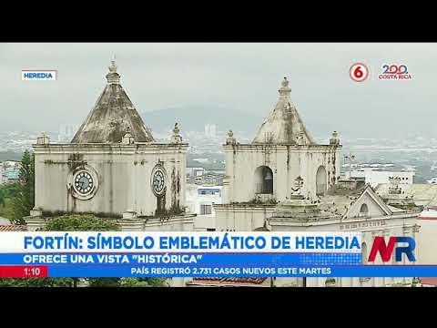 Fortín: Símbolo emblemático de Heredia