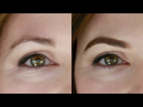 How to Shape & Define Brows