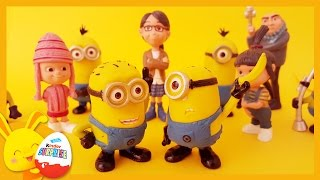 Les minions - Moi moche et méchant - Jouets pour enfants - Titounis