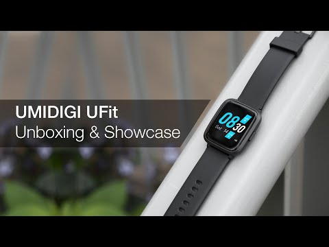 UMIDIGI UFit: Unboxing & Showcase