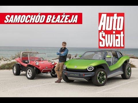 VW ID. Buggy i Meyers Manx - Kalifornia na kołach