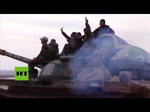 Siria vuelve a controlar el aeródromo de Abu Dhuhur