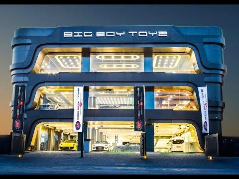 BIG BOY TOYZ Gurgaon Showroom Launch - WITNESS THE ENIGMA (Teaser)