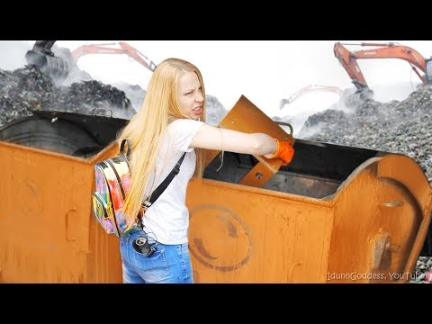 City Waste Raid – Remaking Trash To Treasure