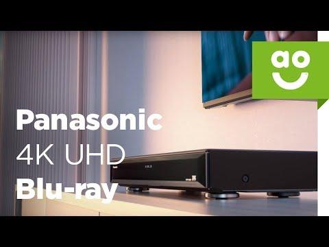 Panasonic 4k Ultra HD Blu-ray Player | ao.com