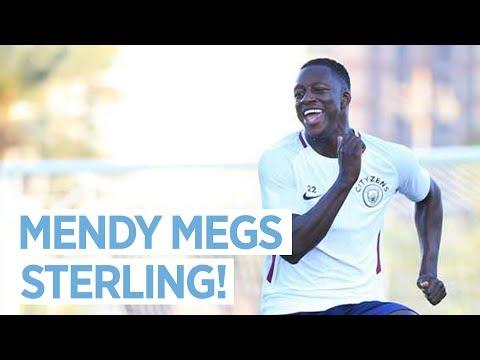 MENDY MEGS STERLING | Man City in Abu Dhabi