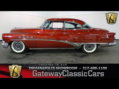 817-NDY 1953 Buick Roadmaster
