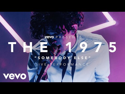 connectYoutube - The 1975 - Somebody Else - (Vevo Presents: Live at The O2, London)