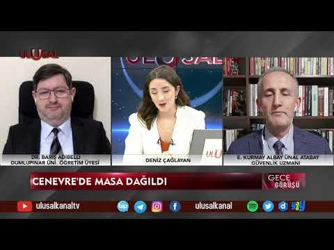Gece Görüşü – 29 Nisan 2021 – Mahmut Doğan – Ünal Atabay – Dr. Barış Adıbelli – Kürşat Bozkurt