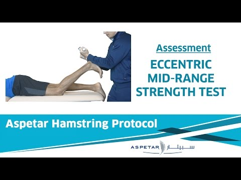 12. Assessment - Eccentric Mid-Range Strength Test