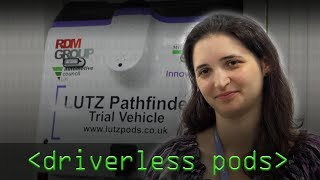Driverless Pods - Computerphile