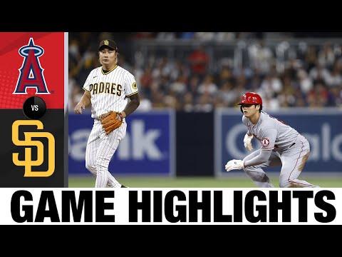 Angels vs. Padres Game Highlights (9/7/21) | MLB Highlights