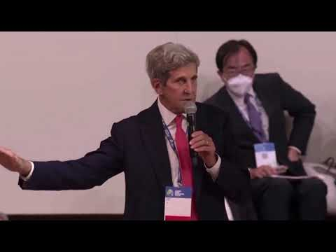 COP26 must create 'new level of transparency,' says Kerry