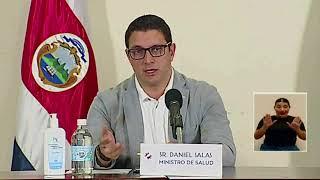 Costa Rica presentó cifra récord de 310 nuevos casos de Covid-19