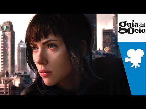 Ghost in the Shell: El alma de la máquina ( Ghost in the Shell ) - Trailer 2 VOSE