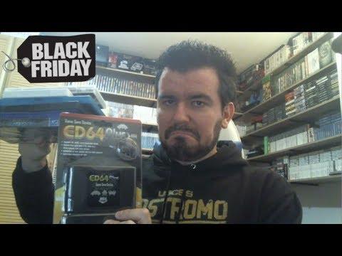 BLACK FRIDAY 2019 - Compras de videojuegos