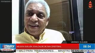 NELSON GUILLEN EN ENTREVISTA EN EL PUERTO TV