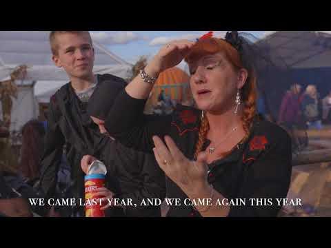 Pumpkin & Spookfest Interviews