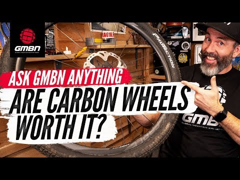 """Are Carbon MTB Wheels Worth It"""" 
