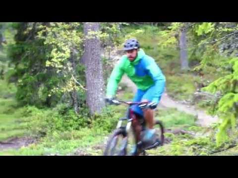 Idre Fjäll cykling 2016
