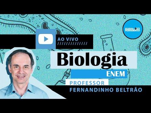 Enem para todos com professor Fernandinho Beltrão #181 - Tiops de rins dos vertebrados