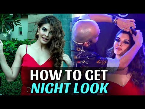 Jacqueline Fernandez Summer / NIGHT Makeup Tutorial