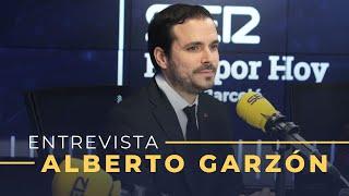 Entrevista a Alberto Garzón en Hoy por Hoy [21/02/2020]