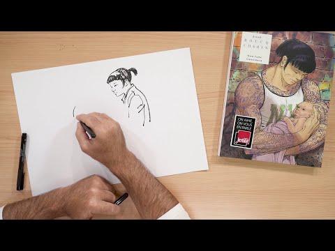 Vidéo de François Boucq