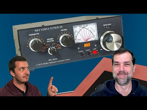 Antennas Tuners Explained | Ham Radio Basics