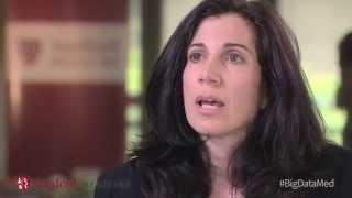 Sylvia Plevritis, Stanford University: Big Data in Biomedicine Conference