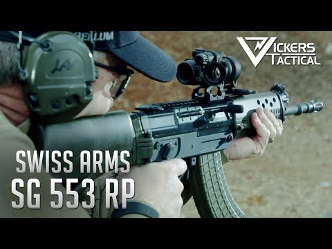 Swiss Arms SG 553 RP 4k