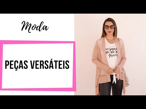 5 Peças versáteis para os looks do dia a dia | Looks da Fê