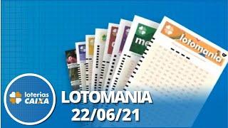 Resultado da Lotomania - Concurso nº 2189 - 22/06/2021