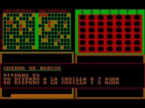 Juegos de Relax (Santiago Meléndez) (MS-DOS) [1988]