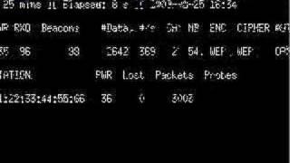 wifislax 3.1 y airoscript