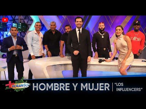 """""""Los Influencers"""" Hombre y Mujer ► MAS ROBERTO"""