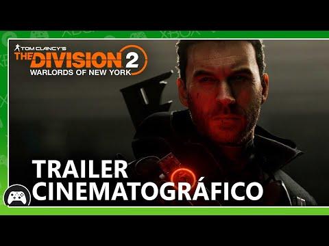 The Division 2: Warlords of New York: Trailer cinematográfico - Legendas  em CC