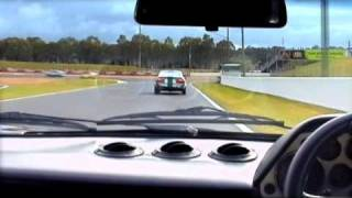 Ferrari 308 GTB, Historic Racing, Mount Panorama, Australia,      Part-1