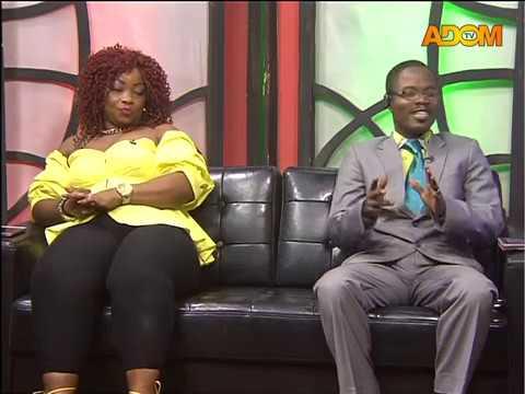 Odo Ahomaso on Adom TV (21-1-17)