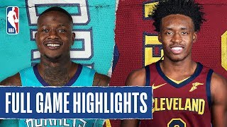 HORNETS at CAVALIERS | FULL GAME HIGHLIGHTS | January 2, 2020