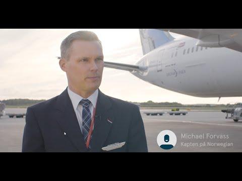 Norwegian är världens grönaste flygbolag över Atlanten